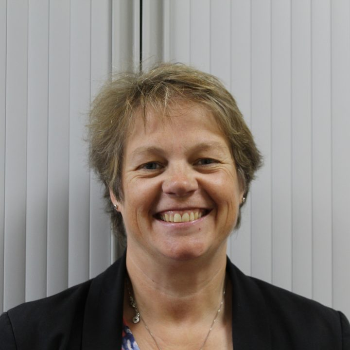 Debbie McLatch, Vice - Chair of Trustees