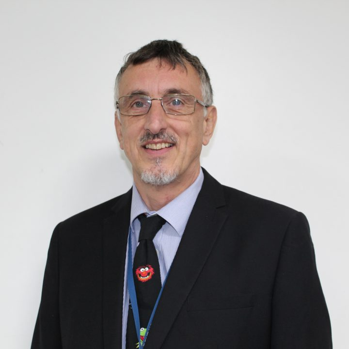 Dave Dupont, Acting Head Teacher