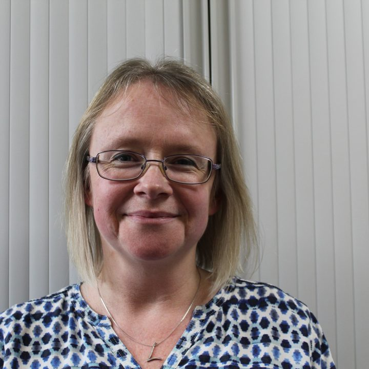 Lisa Goodall, Chair of Trustees